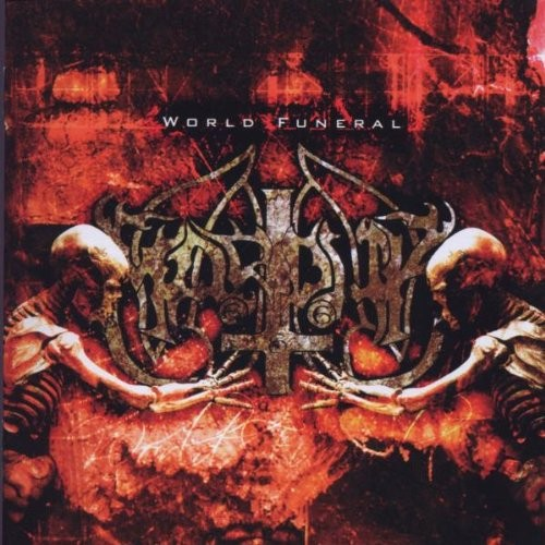 Album MARDUK World Funeral (2003)