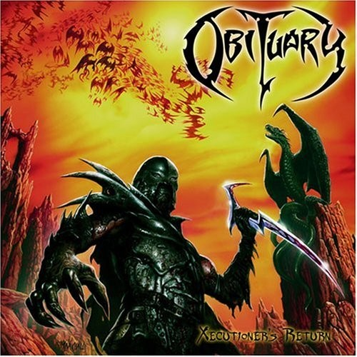 OBITUARY_Xecutioner-s-Return