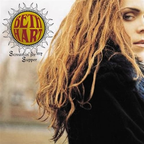 Album BETH HART Screamin' For My Supper (1999)