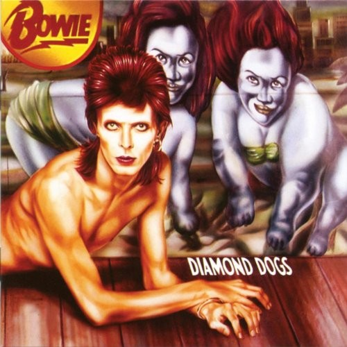 Album DAVID BOWIE DIAMOND DOGS