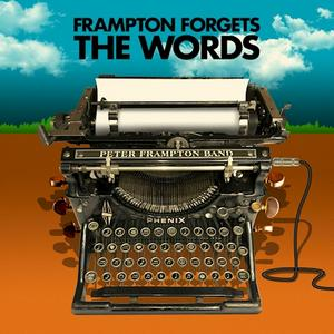 Album PETER FRAMPTON Frampton Forgets The Words (2021)