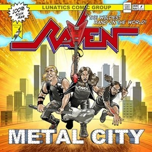 Album RAVEN Metal City (2020)