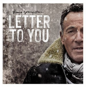 Album BRUCE SPRINGSTEEN Letter To You (2020)