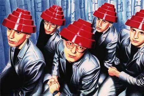 Photo/picture of the band/Artist DEVO
