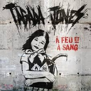 Album TAGADA JONES A Feu Et À Sang (2020)