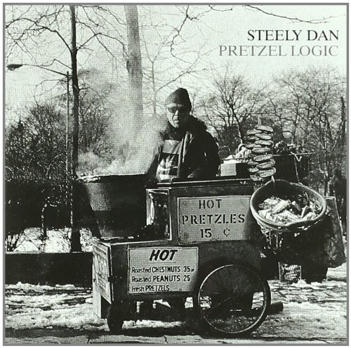 Album STEELY DAN Pretzel Logic (1974)
